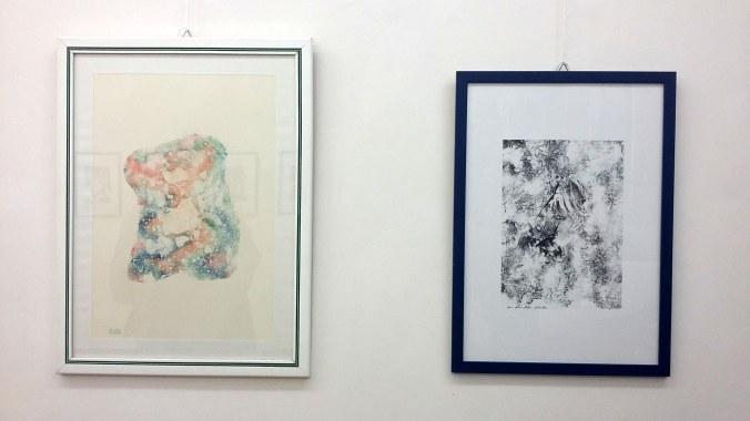 Opere di Mario Mattei alla Galleria A. Sartori.1