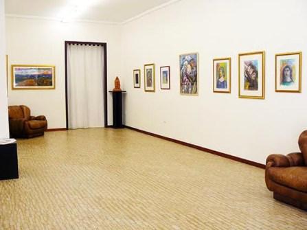 Galleria Sartori - mostra di Gino Terreni