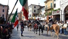 Rievocazione della Battaglia di Solferino e San Martino. Foto ©ProLoco Solferino. Foto ©ProLoco Solferino. Foto ©ProLoco Solferino