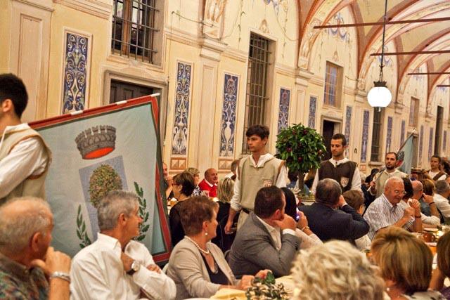 CERESARA - Convivio a Palazzo.2