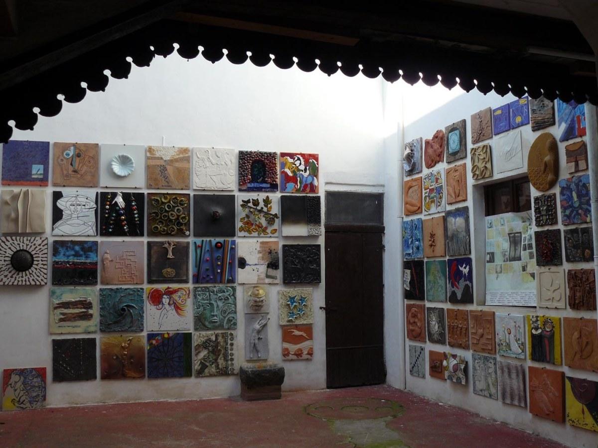 L Angolo Della Ceramica Costabissara.Museo D Arte Ceramica Terra Crea Sartori Mincio Dintorni
