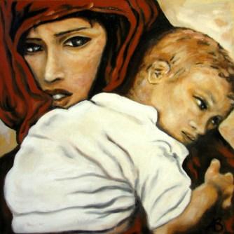 madre-e-figlio-an-nalisa-bonafini