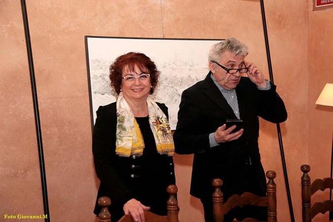 Grazia Badari e Sergio Zanichelli.inaugurazione mostra.jpg