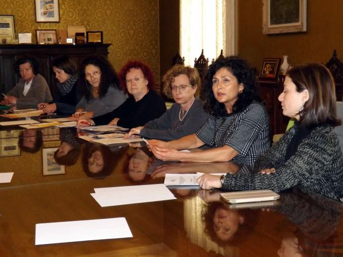 Le promotrici degli eventi dedicati alla Festa della Donna.jpg