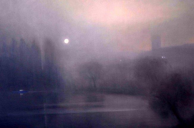 E.de Conciliis_thank you fog_olio su tela 2017.jpg