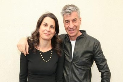 Maurizio Cattelan Maura Axelrod.jpg