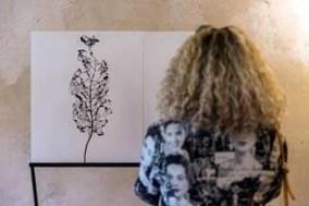 Palazzetto Eucherio Sanvitale - Parco Ducale De Rerum Natura – Omaggio a Nino Migliori – opere fotografiche di Paola Binante