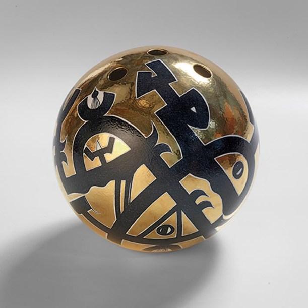 Gheno - 2011, Raggiante, ceramica, Ø cm 45, (800)