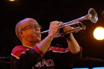 JazzBaltica 2007: Dave Douglas Quintett, Exkursionen in die Zukunft des Jazz. Dave Douglas tp | Donny McCaslin ts | Uri Caine fender rhodes | James Genus b | Clarence Penn dr