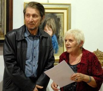 Giancarlo Businelli e Kiara Rossato