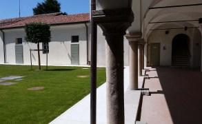 Giardino dedicato a Cordibella - Conservatorio Lucio Campiani