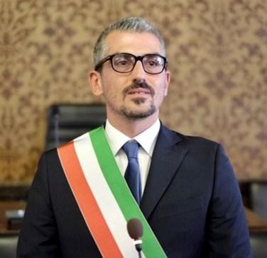 Mattia Palazzi Sindaco di Mantova