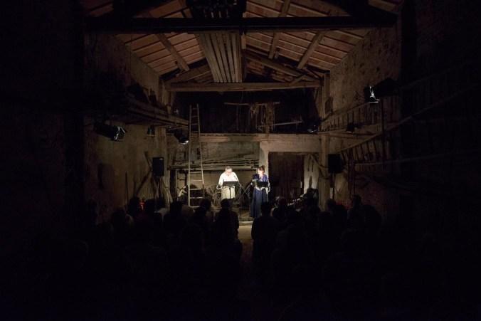 Il teatro di Casa Ercolani - foto di Enrico Montanari