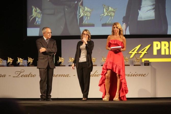 Lucio Valentini_Carla Tiboni, Presidente Fondazione Tiboni_Grazia Di Dio