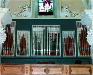 Organo Tamburini