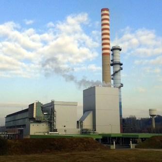 centrale termoelettrica di ponti
