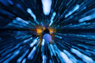 Blue Oddity by Rosetta Bonatti