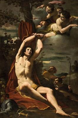 Bononi - San Sebastiano, c. 1622-23