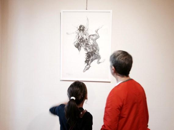 Mostra Dipinti e sculture 2