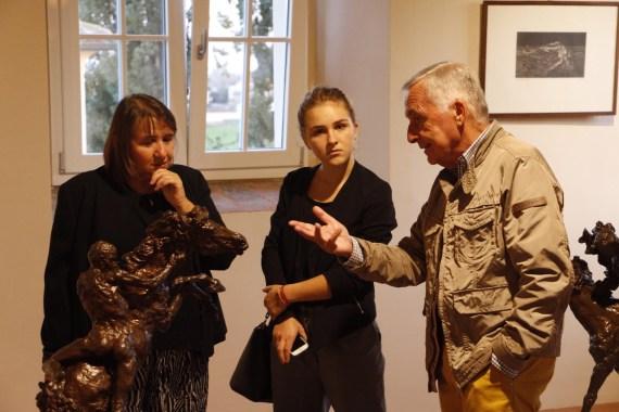 Mostra Dipinti e sculture