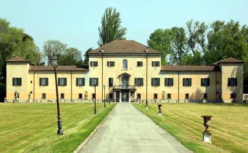 Reggiolo - Villa de Moll