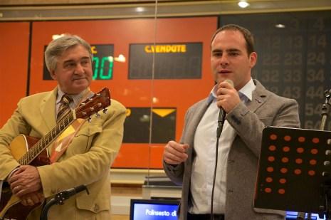 Roberto Angeli e Wainer Mazza