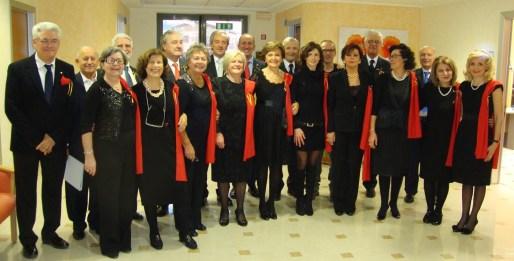 I MUSICI CANTORES del LION CLUB Mantova