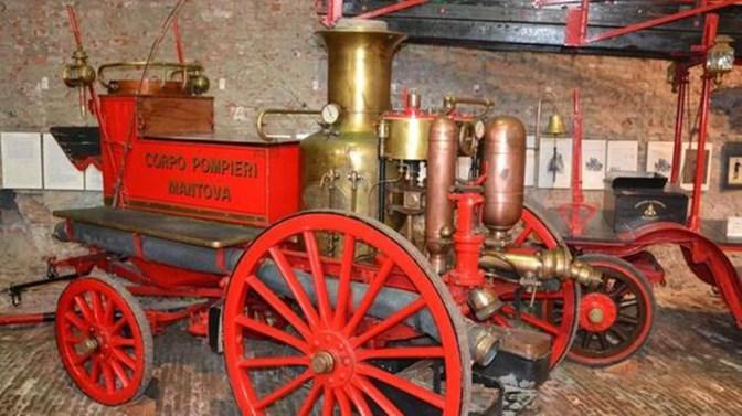 museo vigili del fuoco di mantova