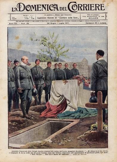 n.25 Gabriele d'Annunzio