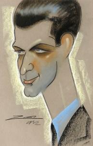Nino Za - caricatura