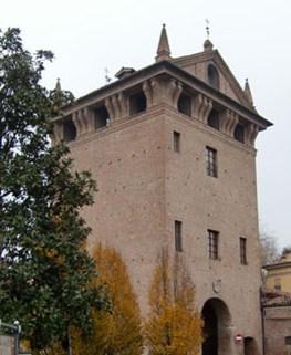 torre civica di gonzaga