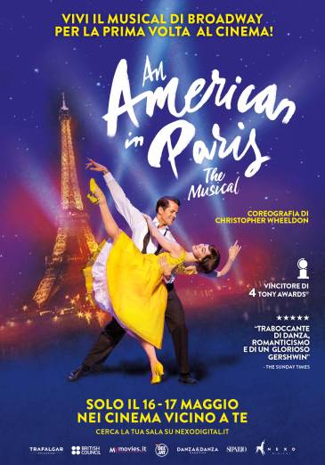 An_American_In_Paris_POSTER_100x140