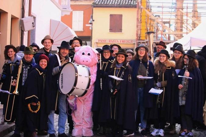 La banda di Reggiolo