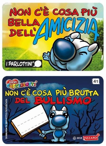 Parlottino_Bullismo-Amicizia_AMICI CUCCIOLOTTI