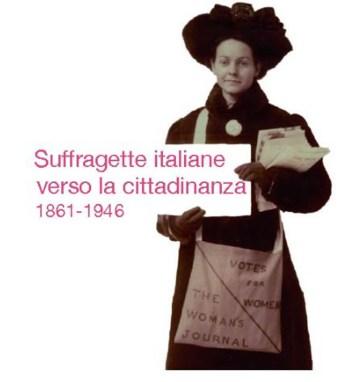 SUFRAGETTE ITALIANE