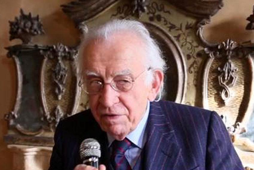 Dante Chizzini presidente museo d'Arco