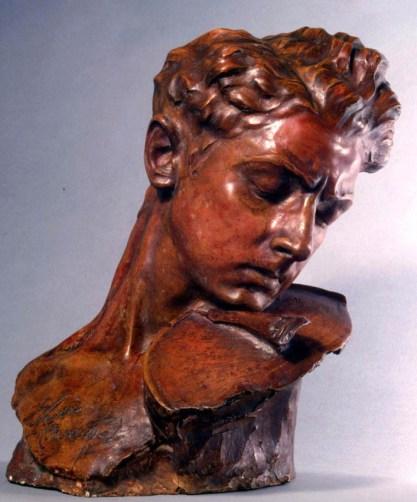 ENZO NENCI - IL VIOLINISTA (1926)