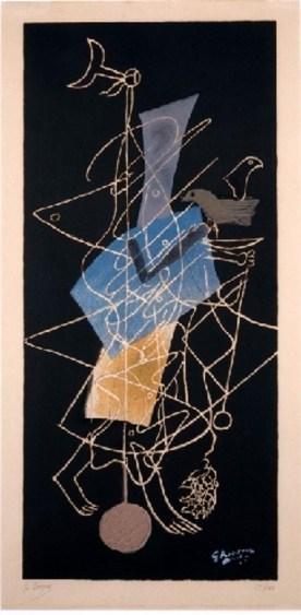 Georges Braque Senza titolo