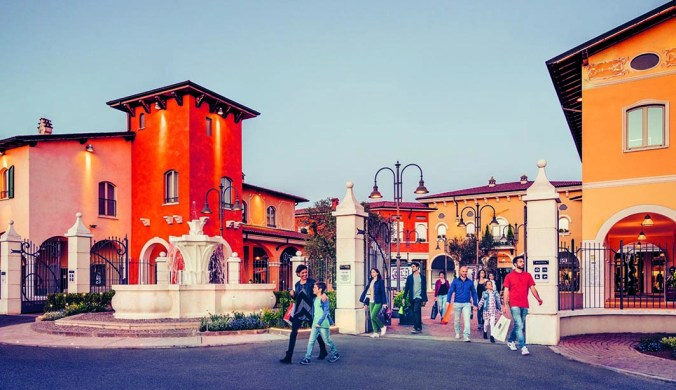 Mantova Outlet Village
