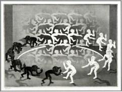Maurits Cornelis Escher, Encounter