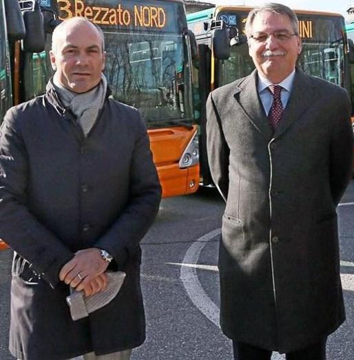 Marco Medeghini Claudio Garatti