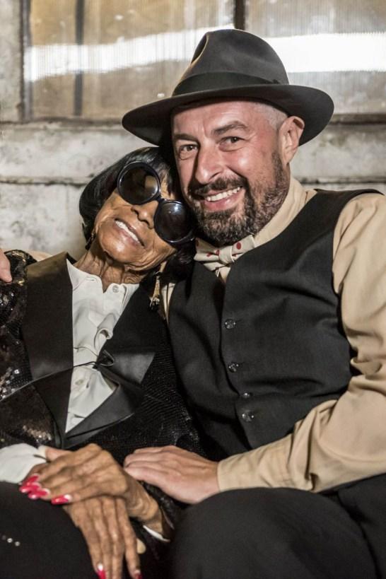 Norma Miller e Luca Locatelli b
