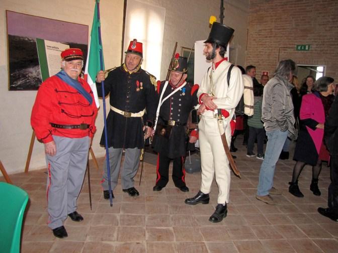 mostra sul risorgimento italiano