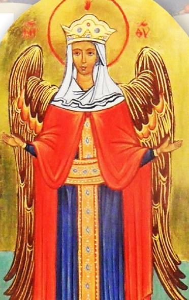 madonna ortodossa