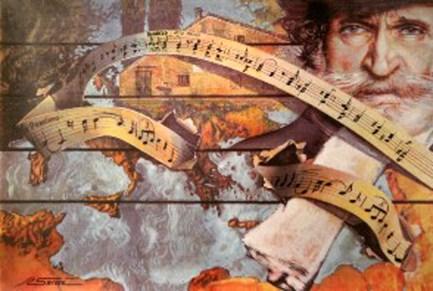musiche risorgimentali di Giuseppe Verdi