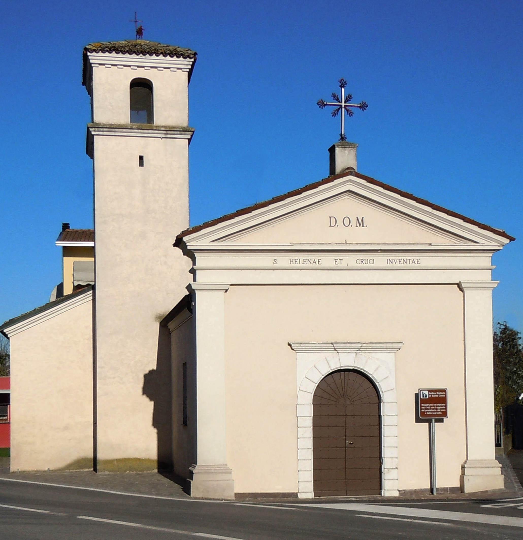 ORATORIO DI SANT'ELENA