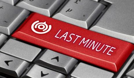 last minuteM&D