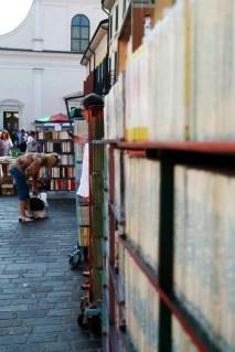 libri sotto i portici