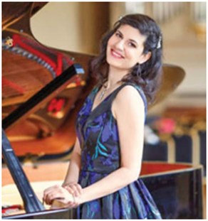 FARAH GHADIALI – soprano