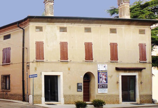 Casa Museo Sartori - Castel d'Ario